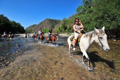 Kayaköy At Turu (Horse Riding)