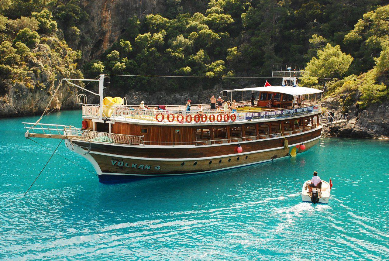 12 Adalar Tekne Turu