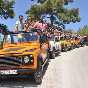 Fethiye Saklıkent Jeep Safari
