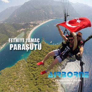 Fethiye Yamaç Paraşütü Paragliding